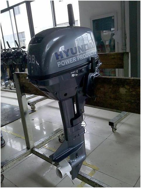 лодочный мотор китай корея купить
