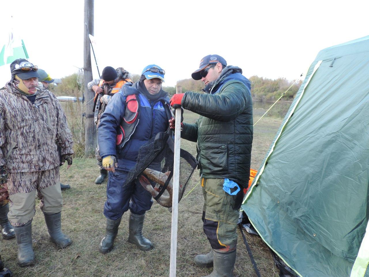 курган рыбалка соревнования