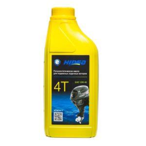 Масло Hidea 4T 10W-40 полусинтетическое